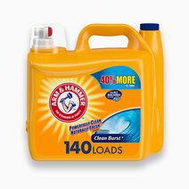 Liquid Detergent Clean Burst (6.21L) by Arm & Hammer