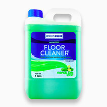 Floor Cleaner Tropical Lime Scent (1 gallon) by Member's Value
