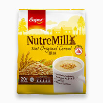 Nutremill 3-in-1 Original Cereal (30g x 20 packs) by SUPER