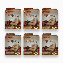 Coffee Milk (200ml - Pack of 6) by Seoul Milk