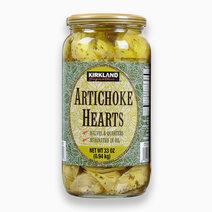 Artichoke Hearts in Olive Oil (33oz) by Kirkland