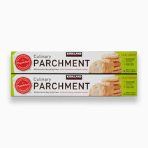 Culinary Parchment Multipurpose Non-Stick Paper (38cm x 50m - Pack of 2) by Kirkland