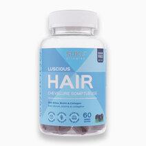 Luscious Hair (60 Gummies) by SUKU Vitamins