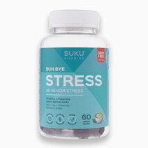 Buh Bye Stress (60 Gummies) by SUKU Vitamins