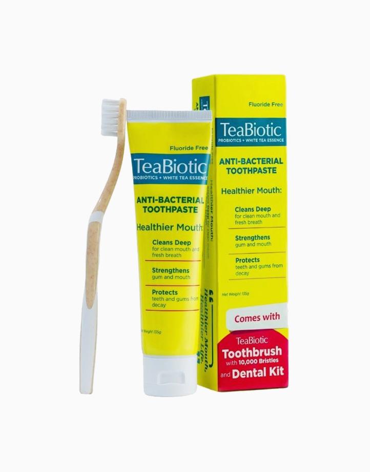 Antibacterial Toothpaste (135g) by TeaBiotic