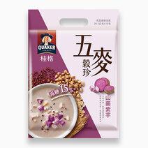 Five Grain Wheat Purple Yam Cereal (300g) by Quaker
