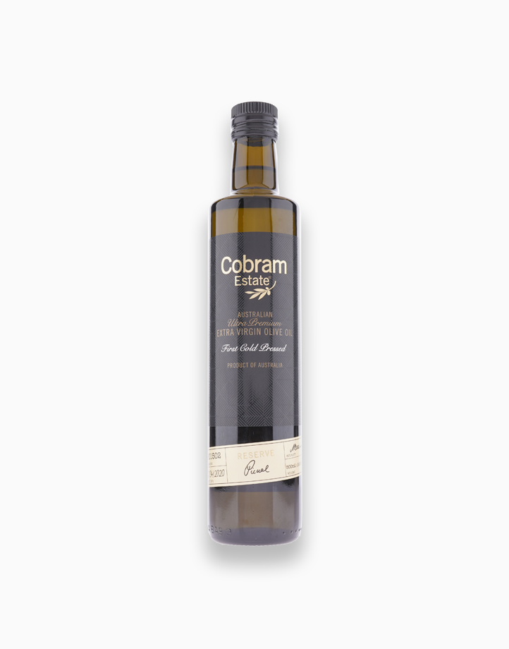 Ultra Premium Extra Virgin Olive Oil Picual (500ml) by Cobram Estate