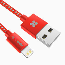 Linkmate-LTF Premium Apple MFI Certified Lightning Sync & Charge Cable by Promate