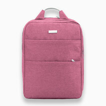 """Nova-BP Secure Backpack for Laptops up to 15.6"""" - Red by Promate"""
