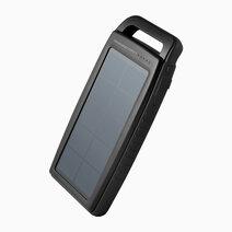 Solarbank-15 15000mAh Solar Power Bank w/ LED Light by Promate