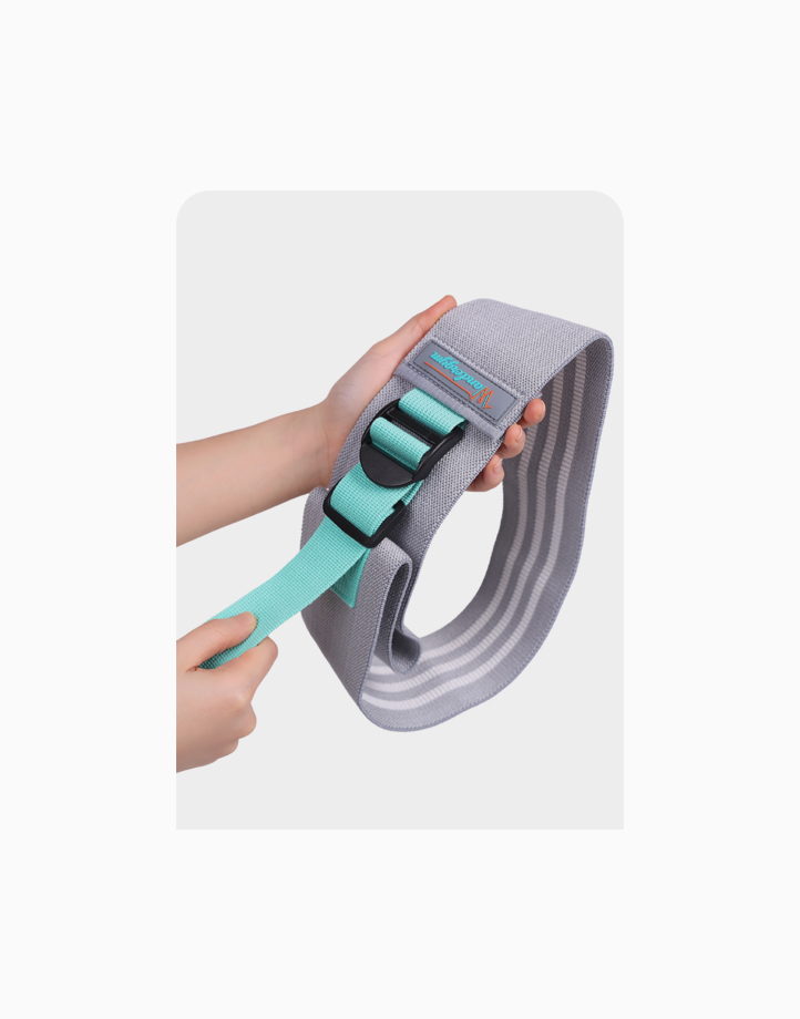 WanderBand Hypoallergenic Resistance Band by Wandergym   Gray