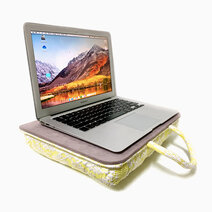 Laptop Pillow by Habi Home