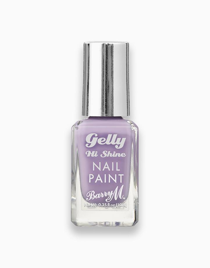 Gelly Hi Shine Nail Paint by Barry M | Grape Soda