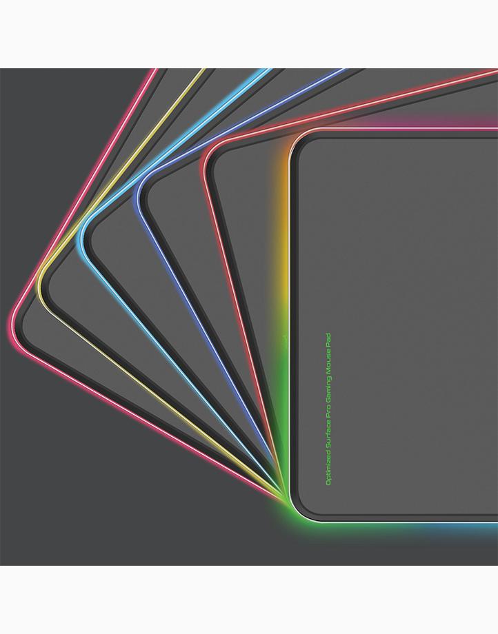 Fluxpad Low Resistance Slim LED Mouse Pad by Vertux