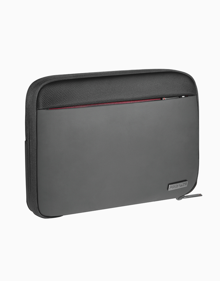 Padmate Lightweight Nylon Water Resistant Tablet Travel Case by Promate
