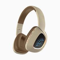 Bavaria Bluetooth v5.0 Foldable Headset w/ LED Light by Promate