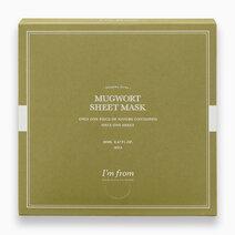 Mugwort Sheet Mask by I'm From