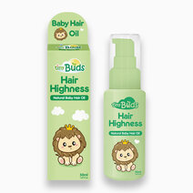 Hair Highness Natural Baby Hair Oil by Tiny Buds