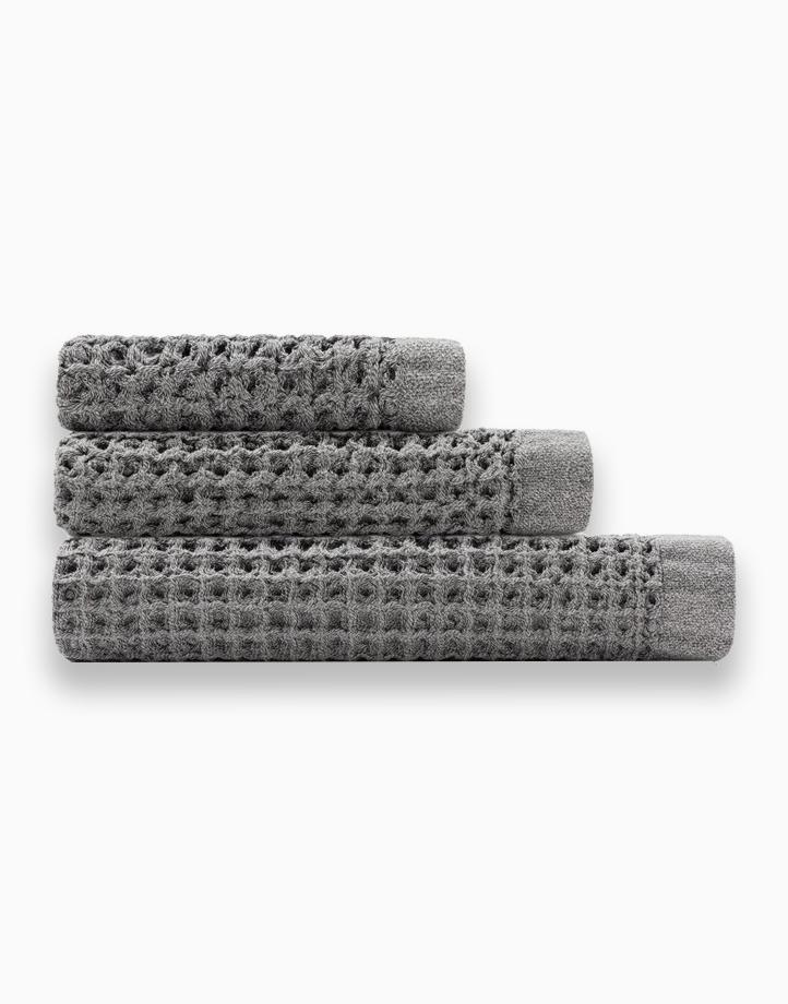 Bath Towel Set by Onsen    Cinder Grey