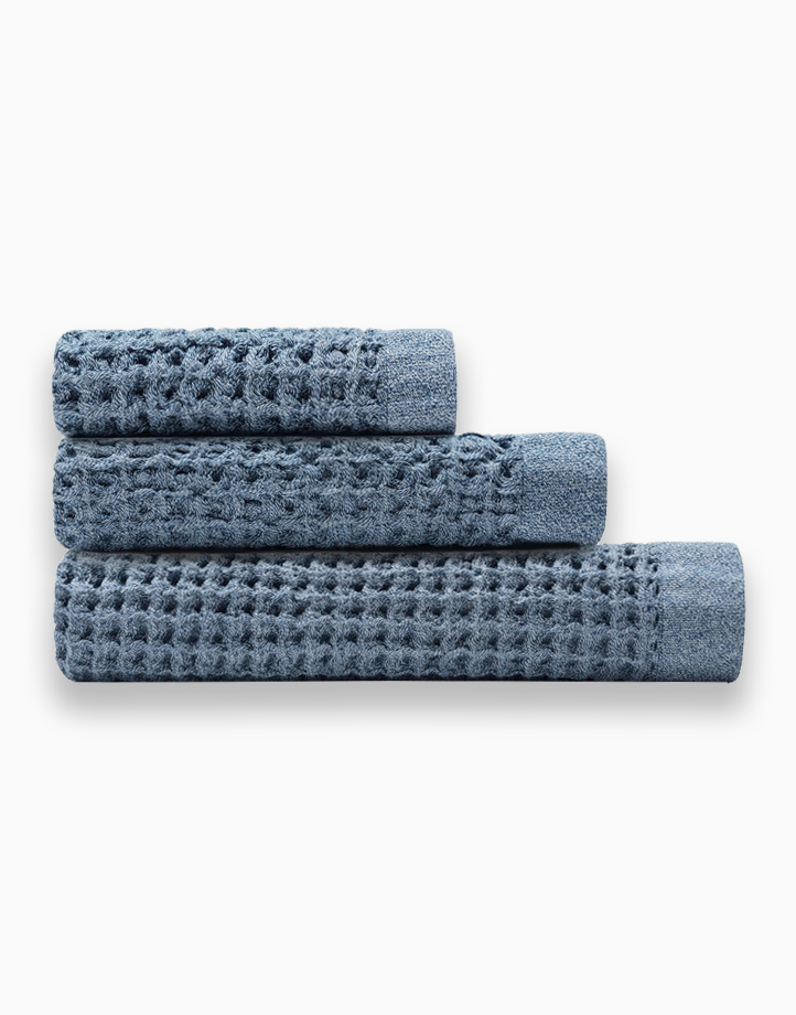 Bath Towel Set by Onsen    Denim