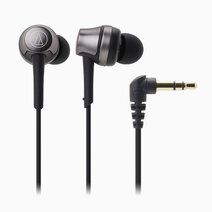 In-Ear Headphones For Smartphone (Black) by Audio-Technica