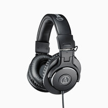 Professional Monitoring Headphones (ATH-M30x) by Audio-Technica