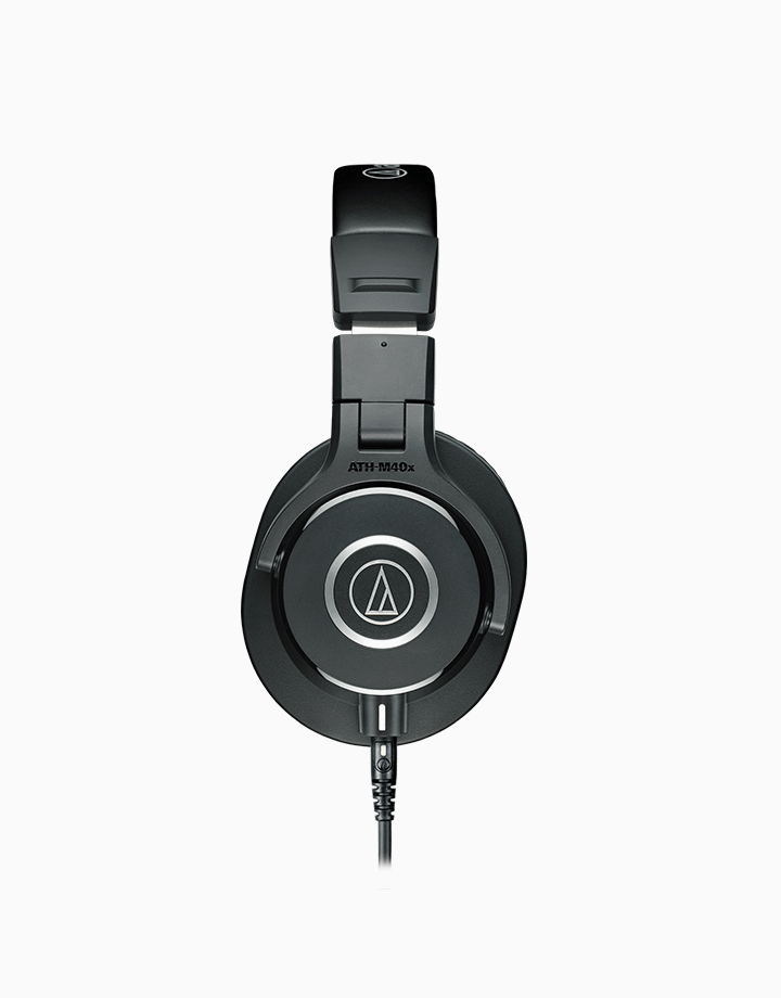 Professional Monitoring Headphones (ATH-M40x) by Audio-Technica