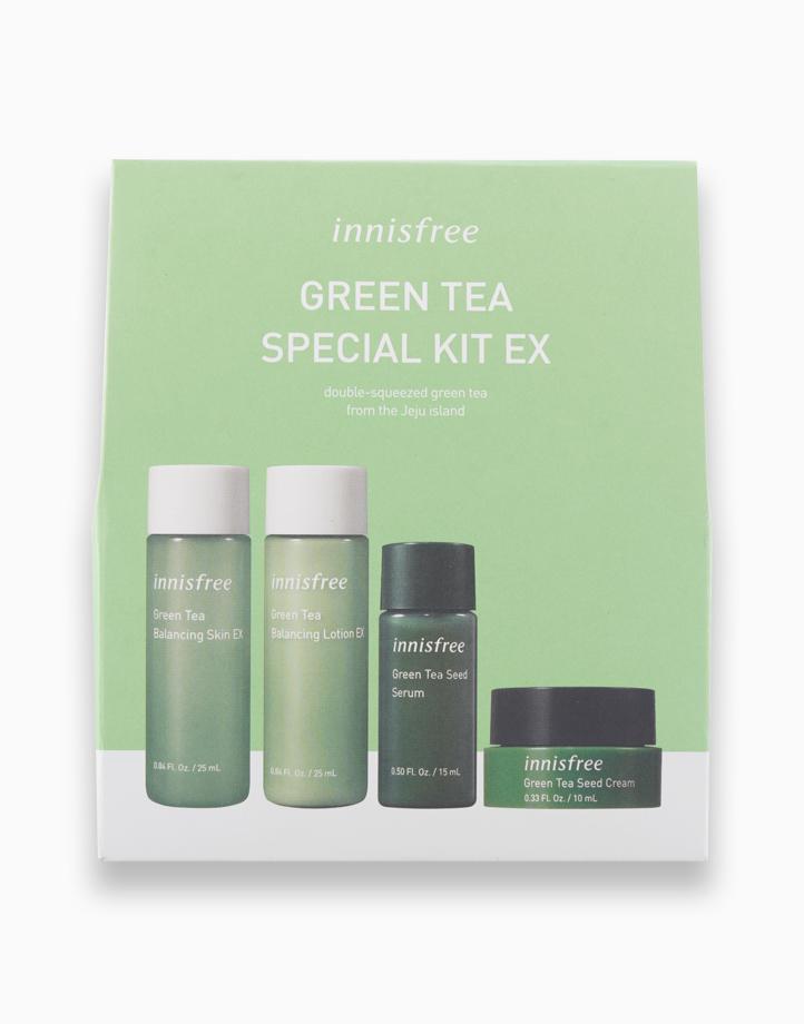 Green Tea Special Kit EX by Innisfree