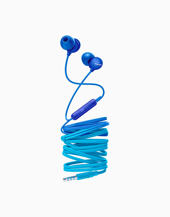 UpBeat In-Ear Headphones by Philips   Blue