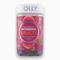 Women's Multi Vitamin Gummies with Biotin - Blissful Berry (200ct) by Olly