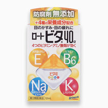 Cool 40a Alpha Vitamin - Good for Tired Eyes (Mild Cool) by Rohto