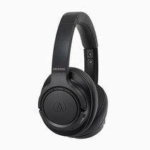 Wireless Over-Ear Headphones (ATH-SR50BT BK) by Audio-Technica