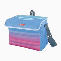 9L Arctic Rainbow Insulated Leak-Proof Soft Cooler by Coleman