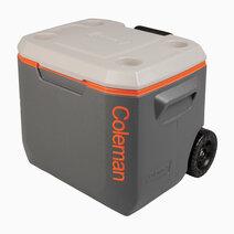 50 Quart Wheeled Cooler - Black by Coleman