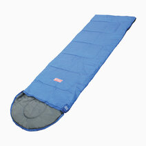 Go! 25°C Hooded, Mummy Style Sleeping Bag by Coleman