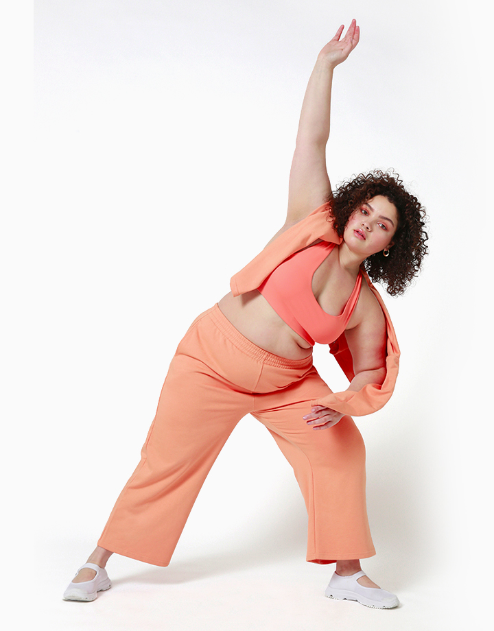 Comfort Zone Pant in OJ by Recess | XL
