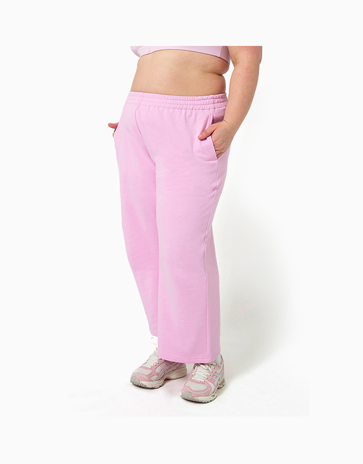 Comfort Zone Pant in Taffy by Recess   L