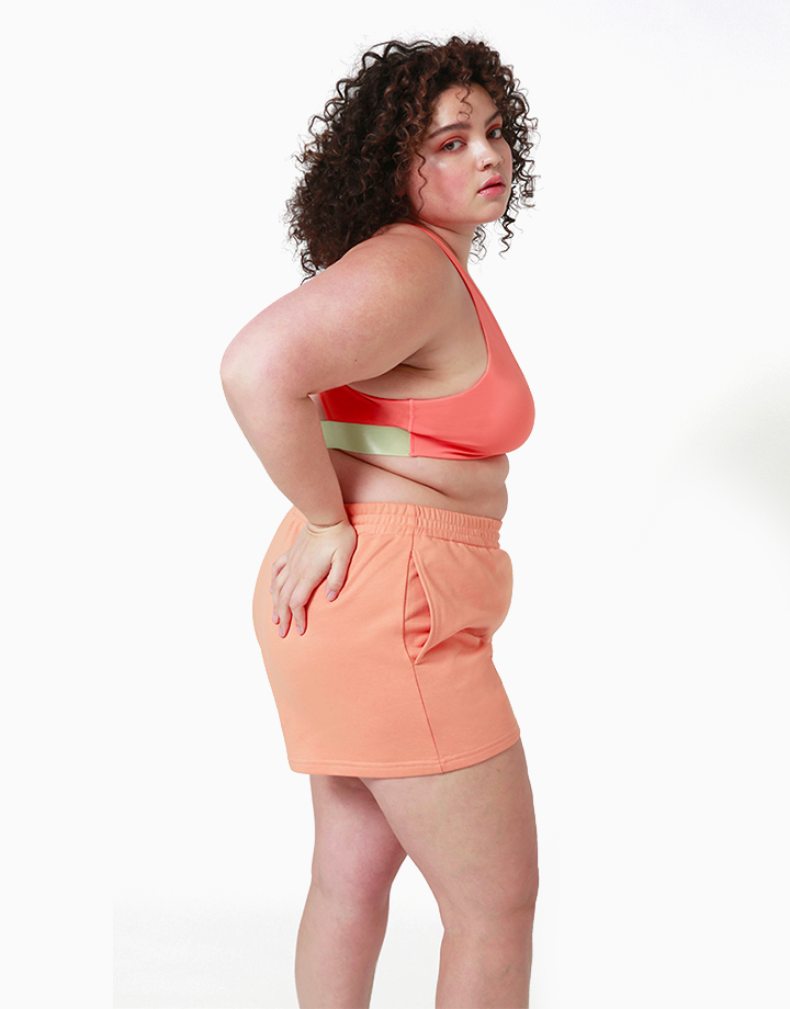 Comfort Zone Short in OJ by Recess | XL