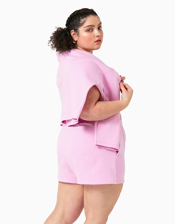 Comfort Zone Short in Taffy by Recess |