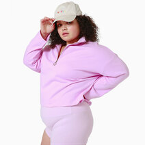 Comfort Zone Pullover in Taffy by Recess