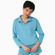 Comfort Zone Pullover in Poolside by Recess