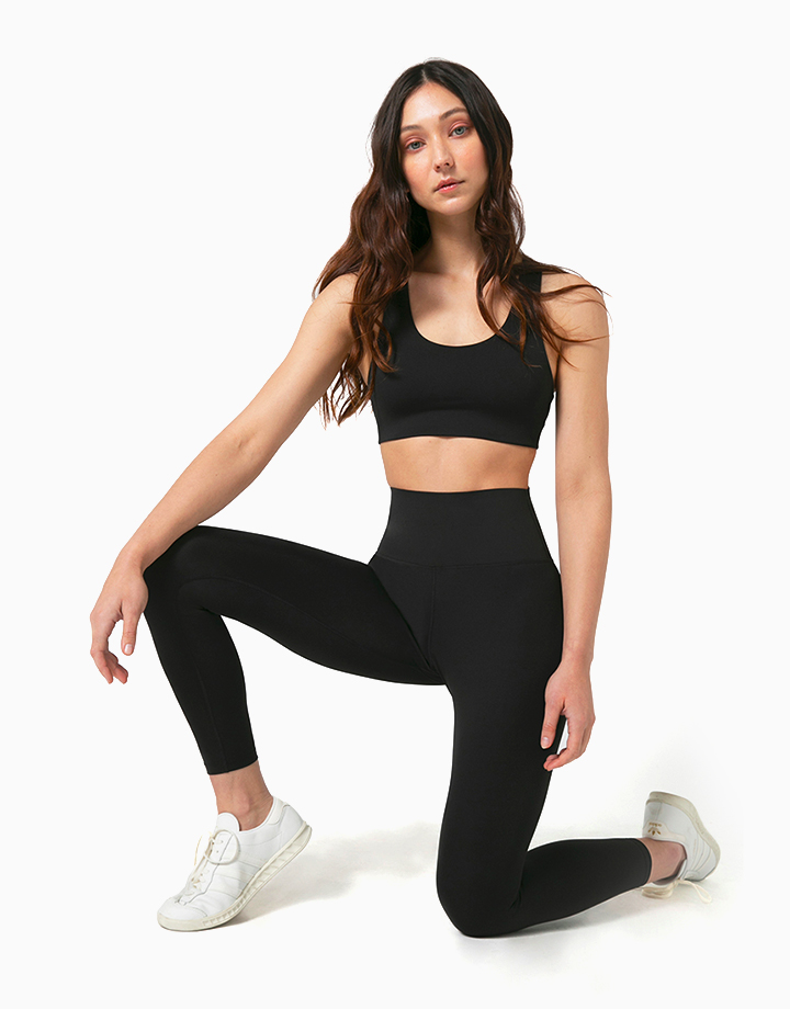Personal Best+ Legging in Ink by Recess   L