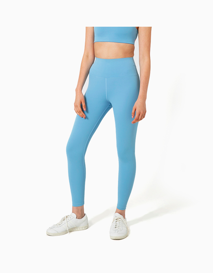 Personal Best+ Legging in Poolside by Recess   XL