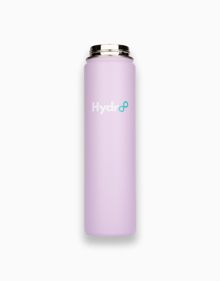 Hydr8 24 oz. (750 ml) Wide Mouth Insulated Stainless Steel Water Bottle / Tumbler by Hydr8 | Lilac
