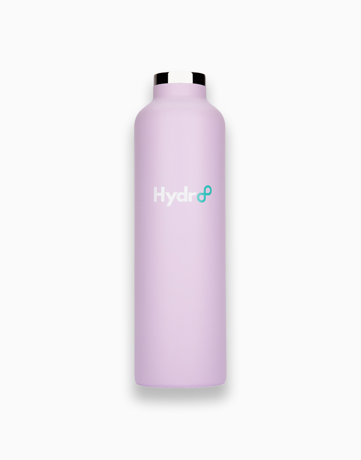 Hydr8 32 oz. (1000 ml) Standard Mouth Insulated Stainless Steel Water Bottle / Tumbler by Hydr8   Lilac