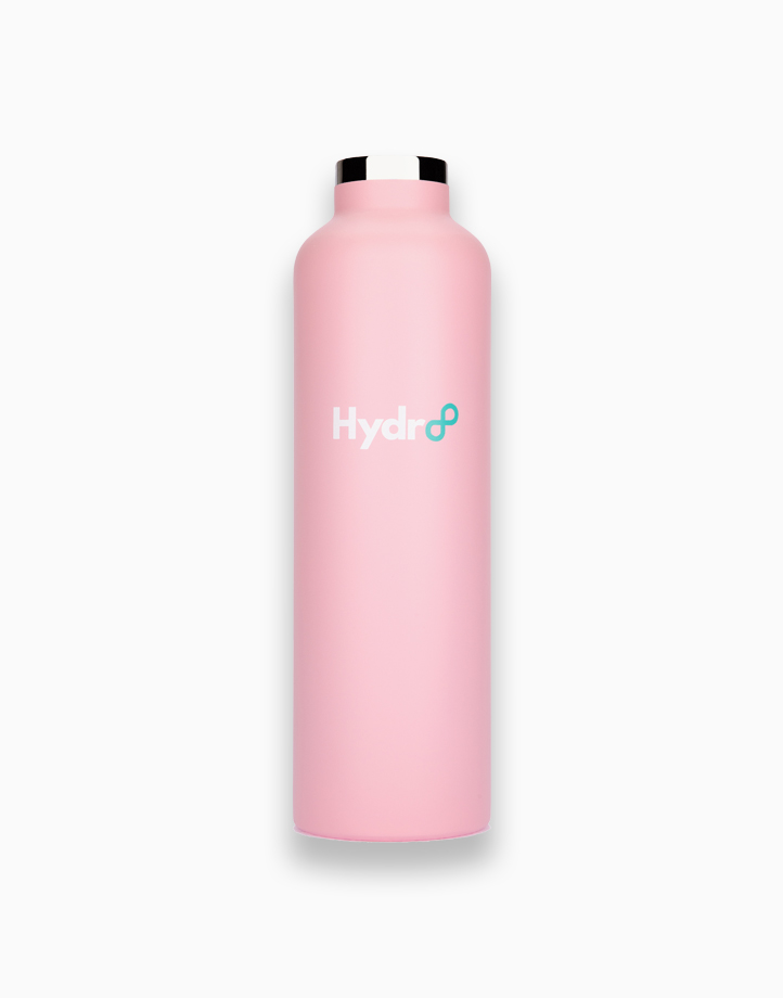 Hydr8 32 oz. (1000 ml) Standard Mouth Insulated Stainless Steel Water Bottle / Tumbler by Hydr8   Pink