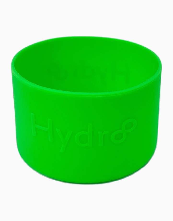Hydr8 Protective Silicone Boot for 32oz. WIDE Mouth and 40oz. WIDE Mouth by Hydr8 | Neon Green