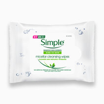 Simple Micellar Wipes (25ct) by Unilever Beauty
