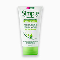 Simple Moisturizing Facial Wash (150ml) by Unilever Beauty