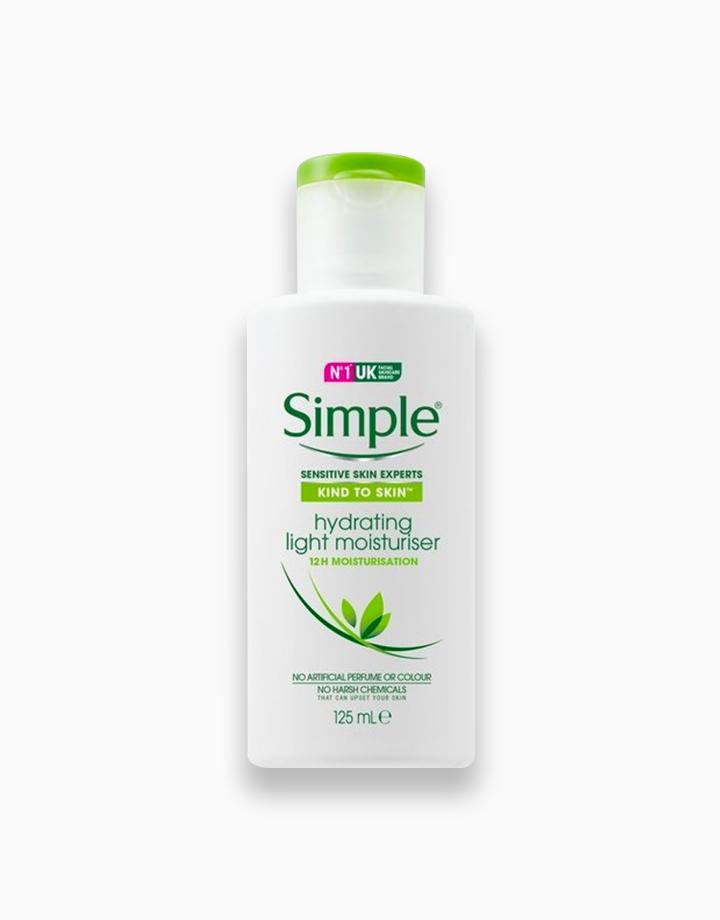 Simple Hydrating Light Moisturizer (125ml) by Unilever Beauty
